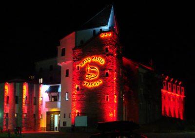 Dracula Castle Hotel