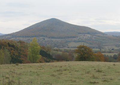 Murgul Mare Dacite lava dome
